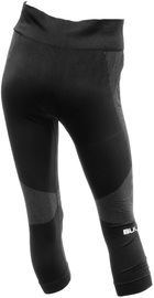 BLK Motion 3/4 Tights - Black (Size 14)