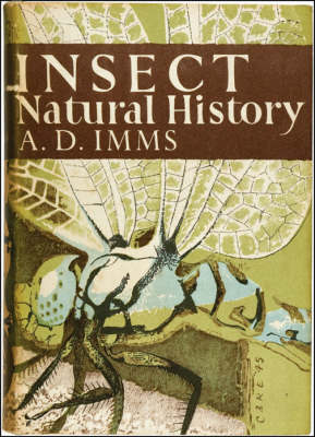 Insect Natural History by A.D Imms