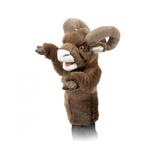 Folkmanis: Stage Puppet - Big Horn Sheep