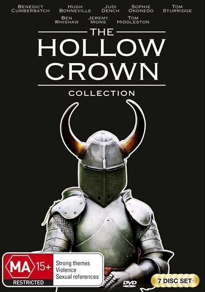 The Hollow Crown Collection (Season 1 & 2) on DVD