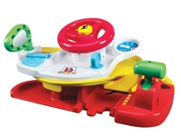 BB Junior: Ferrari - Dash 'n Drive Playset with F12berlinetta