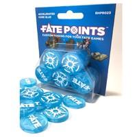 Fate Core RPG: Fate Points - Accelerated Core Blue