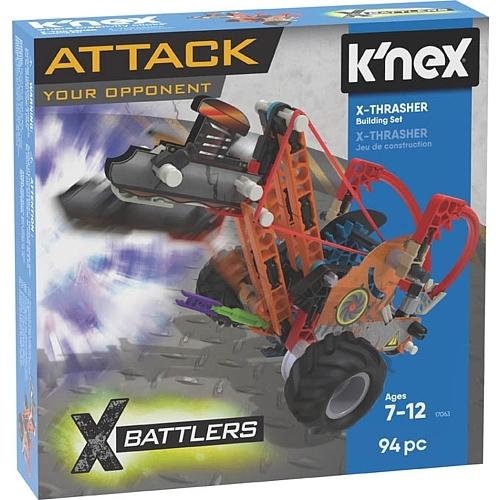 K'Nex: X-Battlers Building Set - X-Thrasher (101pc)
