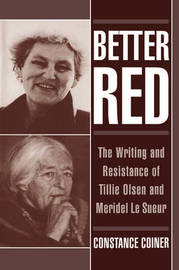 Better Red by Constance Coiner image