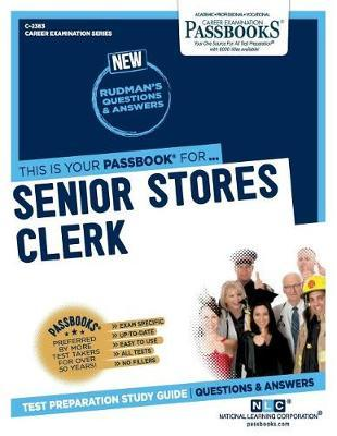 Senior Stores Clerk by National Learning Corporation