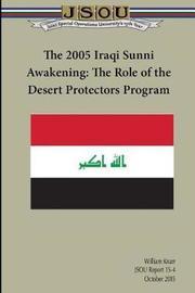 The 2005 Iraqi Sunni Awakening by Joint Special Operations University image
