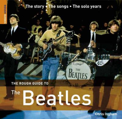 """The Rough Guide to the """"Beatles"""" by Chris Ingham image"""