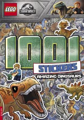 LEGO (R) Jurassic World (TM): 1001 Stickers by AMEET