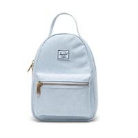 Herschel Supply Co: Nova Mini Backpack - Ballad Blue Pastel Crosshatch