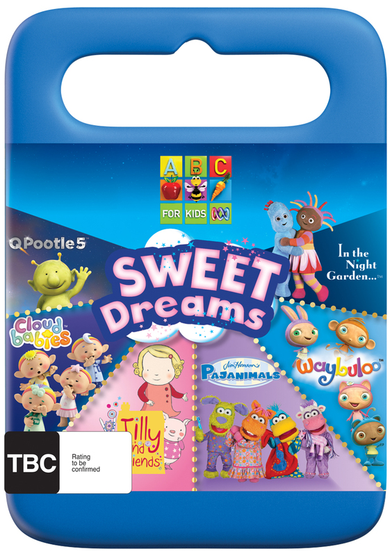 ABC for Kids: Sweet Dreams on DVD