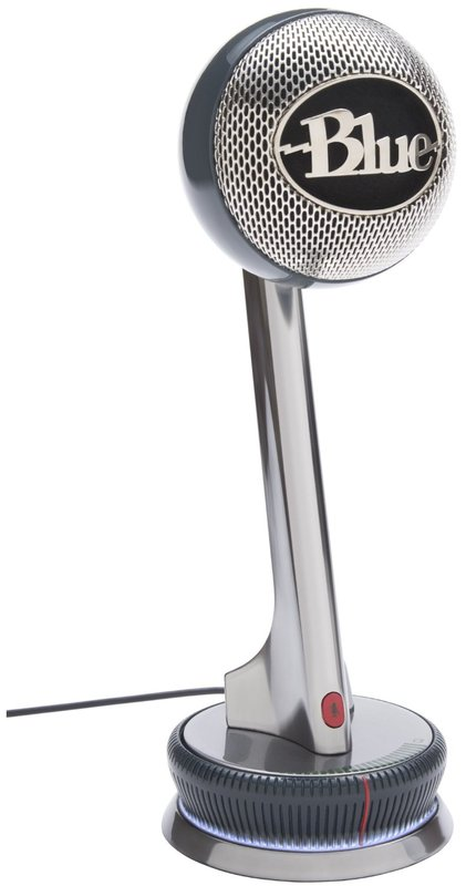 Blue Microphones Nessie Adaptive USB Condenser Microphone for