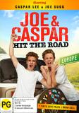 Joe & Caspar Hit the Road Europe on DVD