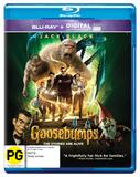 Goosebumps (Blu-ray + UV) on Blu-ray