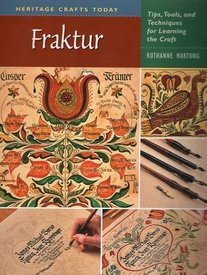 Fraktur by Ruthanne Hartung