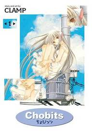 "Chobits Omnibus Edition Book 1 by ""Clamp"" image"
