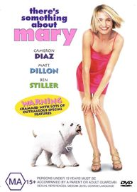 There's Something About Mary (Single Disc) on DVD image
