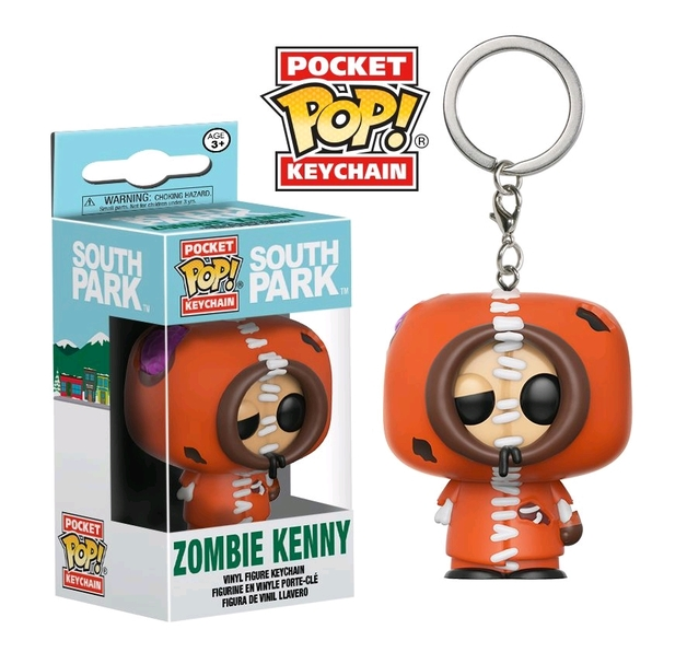16gb South Park Dead Kenny Mimobot Usb Flash Drive At