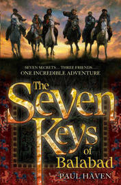 The Seven Keys of Balabad by Paul Haven image