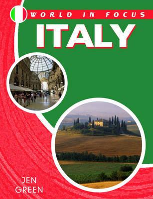 Italy by Jen Green