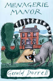 Menagerie Manor by Gerald Durrell image