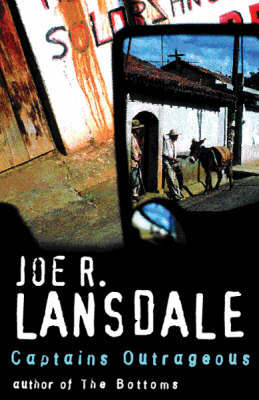 Captains Outrageous by Joe R Lansdale image