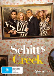 Schitt's Creek - The Complete Fourth Season on DVD
