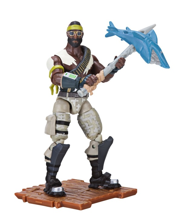 "Fortnite: Bandolier - 4"" Action Figure"