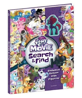 My Little Pony Movie: Search and Find with Toy by Egmont Publishing UK image