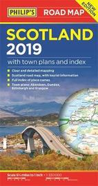 Philip's Scotland Road Map by Philip's Maps
