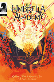 Umbrella Academy: Hotel Oblivion #6 - (Cover A) by Gerard Way