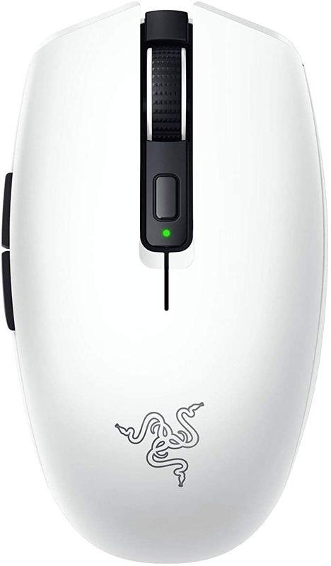 Razer Orochi V2 Mobile Wireless Gaming Mouse (White) for PC