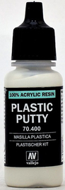 Vallejo Plastic Putty 17ml