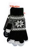 Satzuma Touch Screen Gloves (Black)