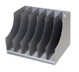 Fluteline Vertical Catalogue File - Black
