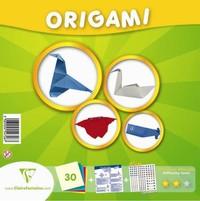 Advanced Level Origami Kit - 30 Asst sheets