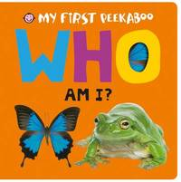 Who Am I? by Roger Priddy