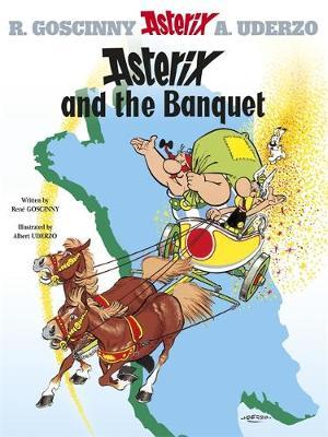Asterix and the Banquet: Bk. 5 by Rene Goscinny
