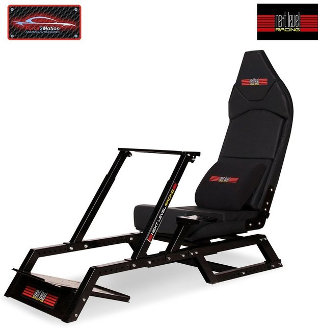 Next Level Racing F1 GT Racing Simulator Cockpit for