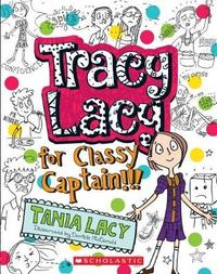 Tracy Lacy #2: Tracy Lacy For Classy Captain! by Lacy,Tania image
