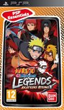 Naruto Shippuden: Legends - Akatsuki Rising (Essentials) for PSP