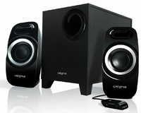 Creative Inspire T3300 High-Performance 2.1 Speaker System