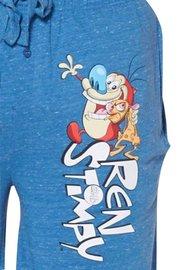 Ren & Stimpy: Snow Heather - Sleep Pants (Large)