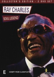 Ray Charles - Soul Legend (2 Disc Collector's Box Set) on DVD image
