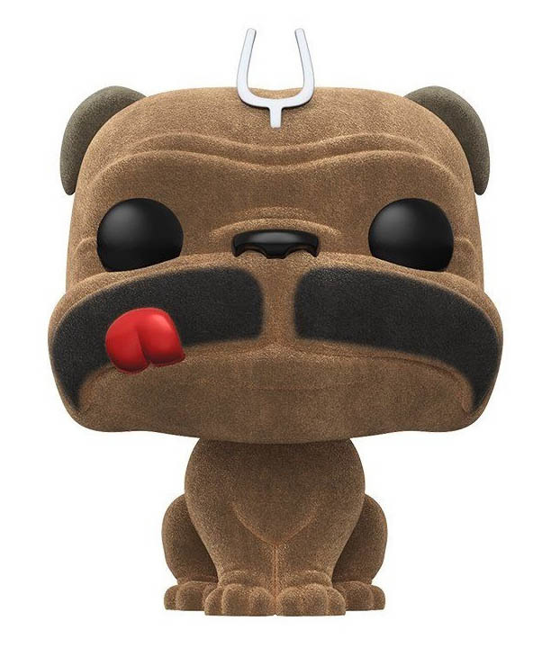 Inhumans - Lockjaw (Flocked Ver.) Pop! Vinyl Figure (LIMIT - ONE PER CUSTOMER)