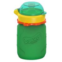 Squeasy Gear Snacker - Green (104ml)