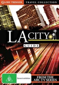 LA City Guide (Globe Trekker) on DVD image