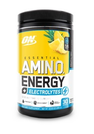 Optimum Nutrition: Amino Energy + Electrolytes - Pineapple Twist (30 Serves)
