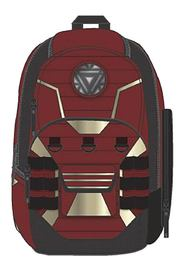 Marvel: Iron Man (Infinity War) - Built Laptop Backpack
