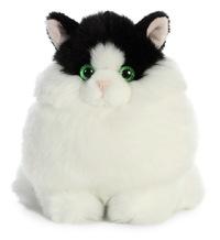 Aurora: Fat Cat Plush - Muffin Tuxedo