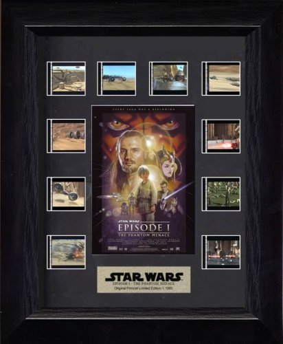 FilmCells: Mini-Montage Frame - Star Wars (The Phantom Menace)